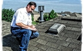 Roof Inspection in Minneapolis 1