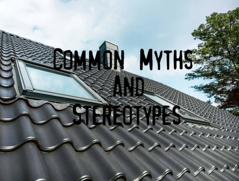 Metal Roof Cost - Common Myths and Stereotypes - Made In Gimp Metal Roof Background