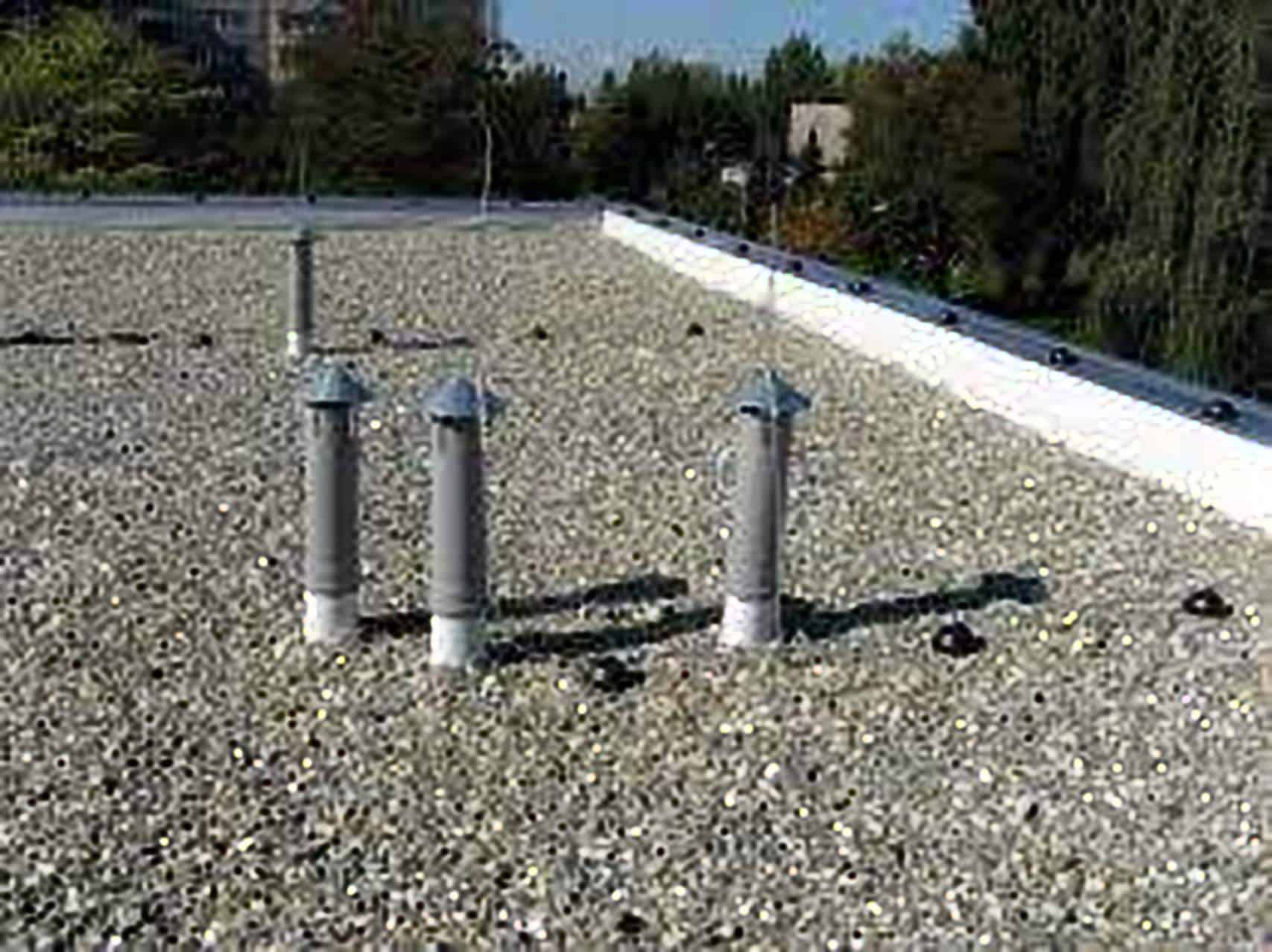 Flat Roof Problems - Picture of a Flat Roof
