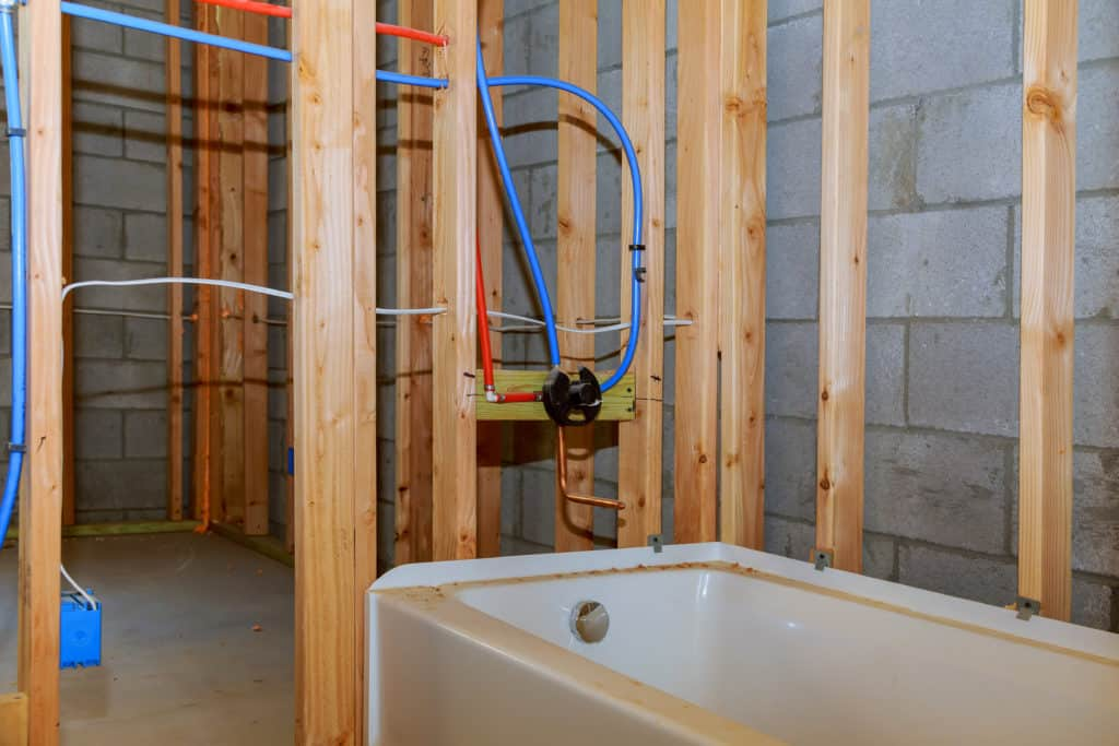 How to Build a Bathroom in the Basement 2019