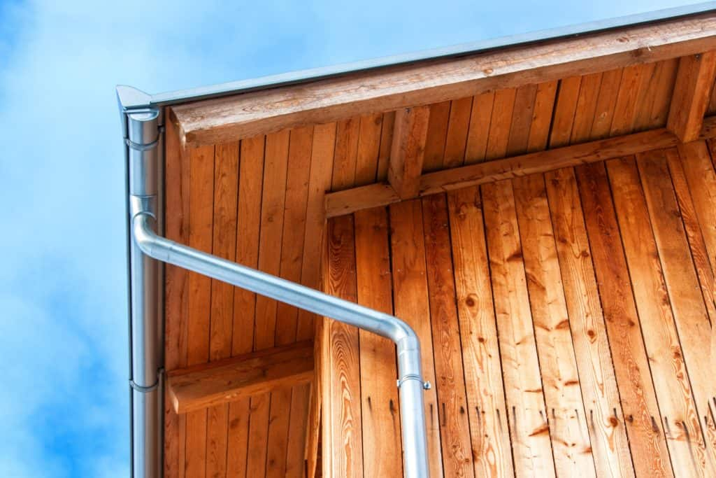 Siding Repair Minneapolis - Wood Siding Example