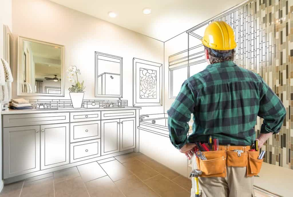 How to Build a Bathroom in the Basement -