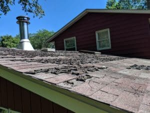 Damage Inspections on Roofs