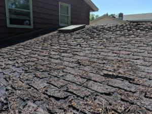 Hail Storm Damage Inspections on Roofs