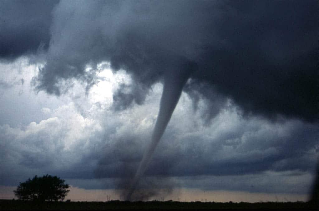 How to Prepare Your Home for a Tornado - Tornado Picture