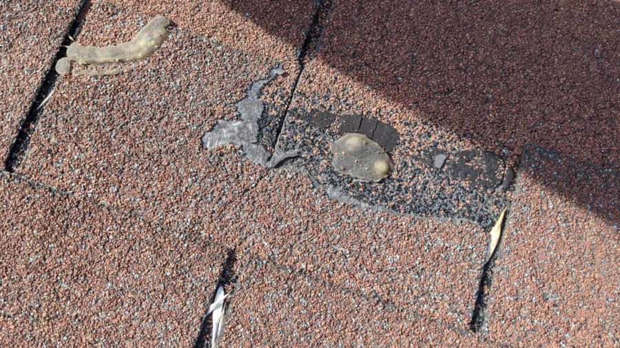 storm damage roofing