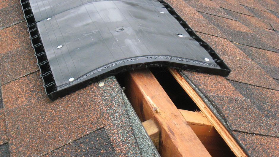 What Are Ridge Vents on a Roof?