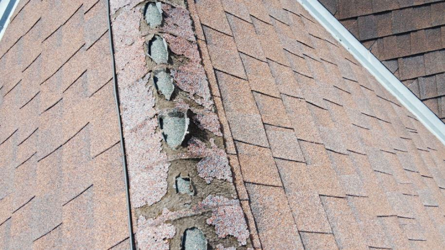 How To Spot Wind Damage