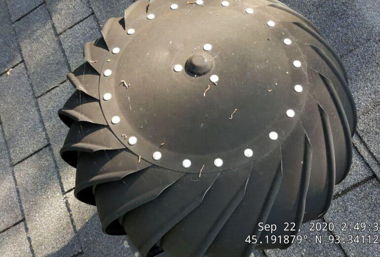How many roof turbines do I need