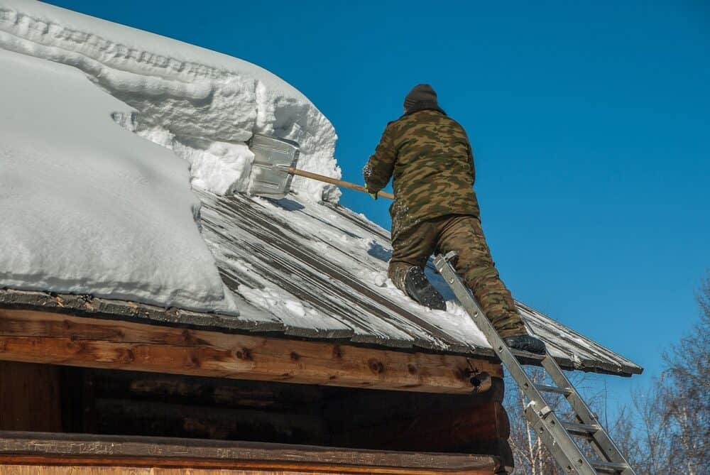 How Much Snow on Your Roof is Dangerous?