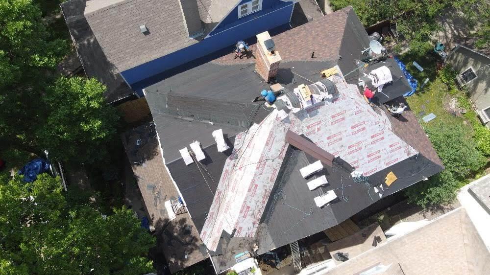 Residential roofing companySaint Paul, Minnesota