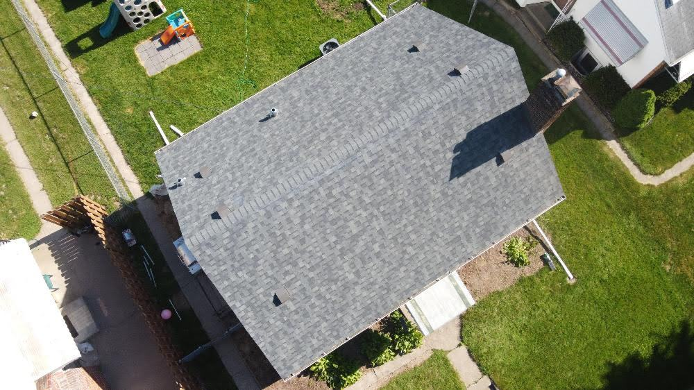 Residential roofing company Saint Paul