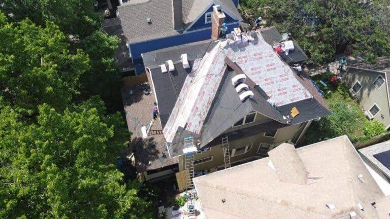 roofing companySaint Paul, Minnesota