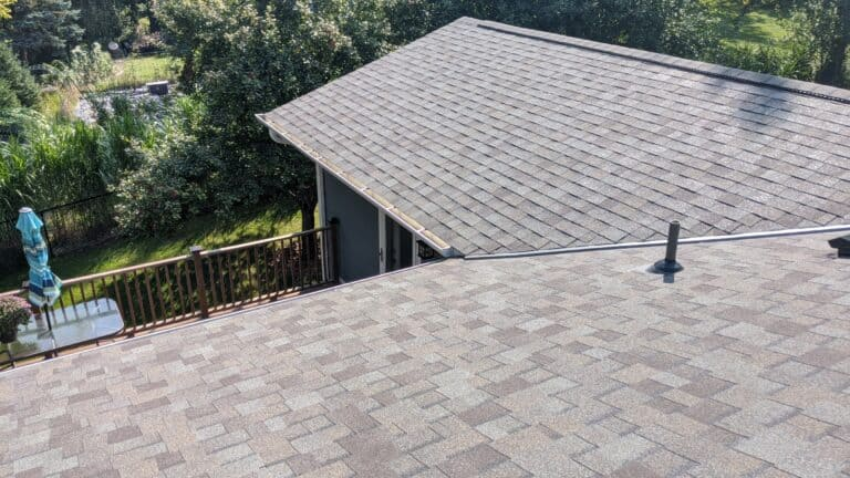 New roof for a customer in Brooklyn Park