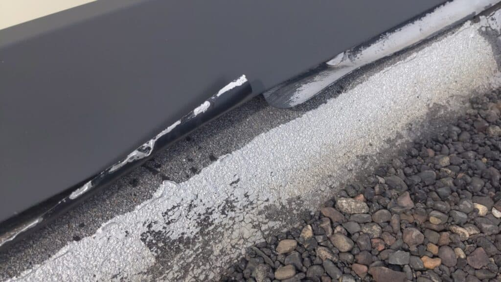 Roof damages in Victoria