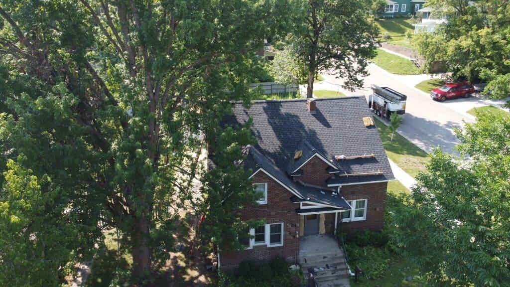 Roofing Contractors Blaine, MN