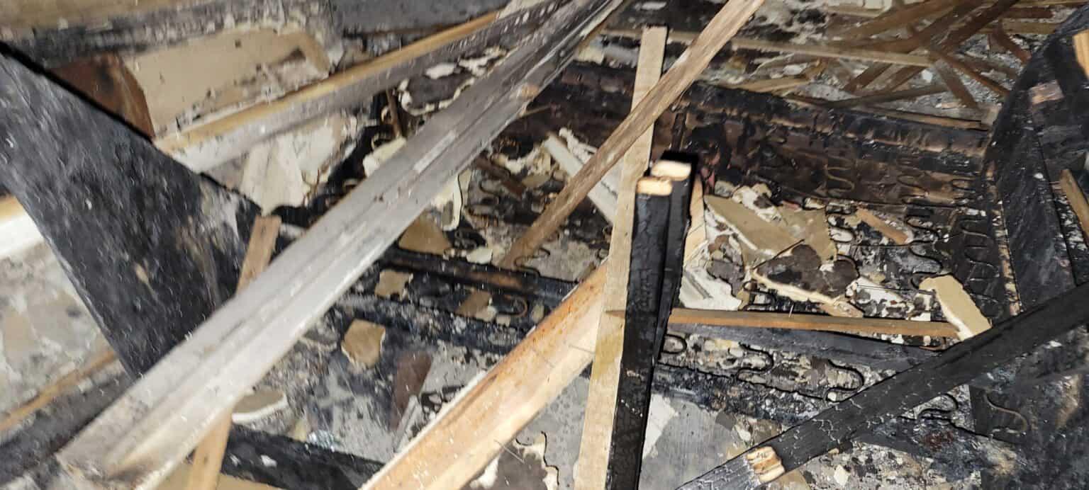 Fire Restoration Services with Free Estimates in New Brighton, MN