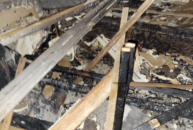 Fire And Storm Damage Restoration in Minneapolis